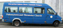 Pulteneytown and Thrusmter Church Community Transport