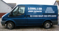 D Coghill & Son - Joiners