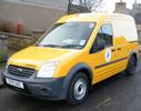 Highland Council Van