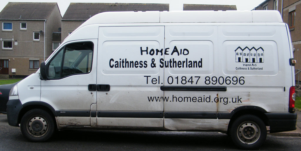 Photo: Homeaid Caithness