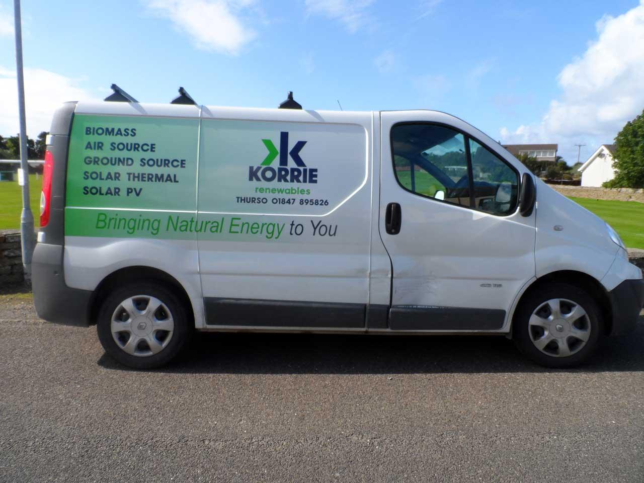 Photo: Korrie Renewables
