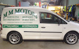 M M Motors For Servicing and Repairs