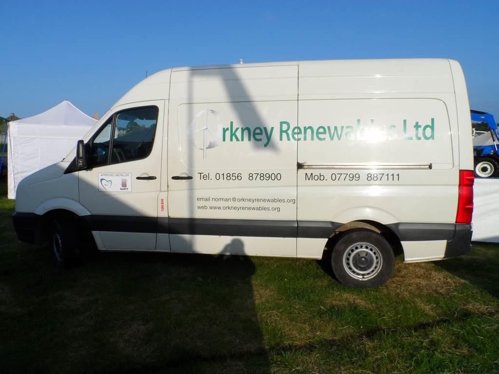 Photo: Orkney Renewables Ltd