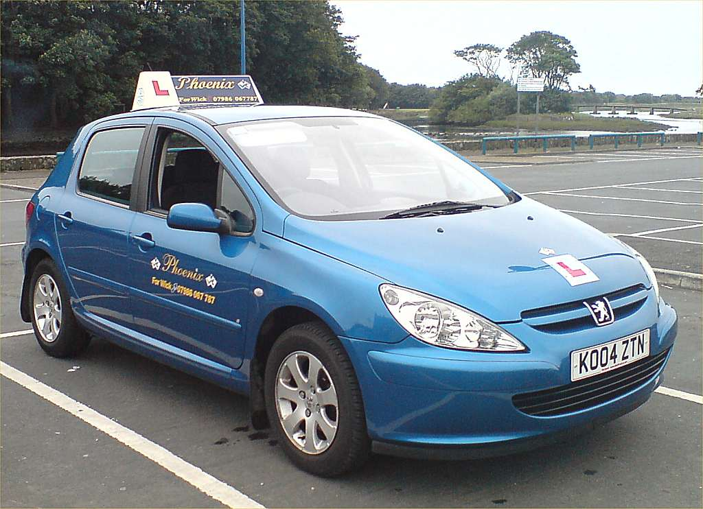 Photo: Phoenix Driving School, Wick
