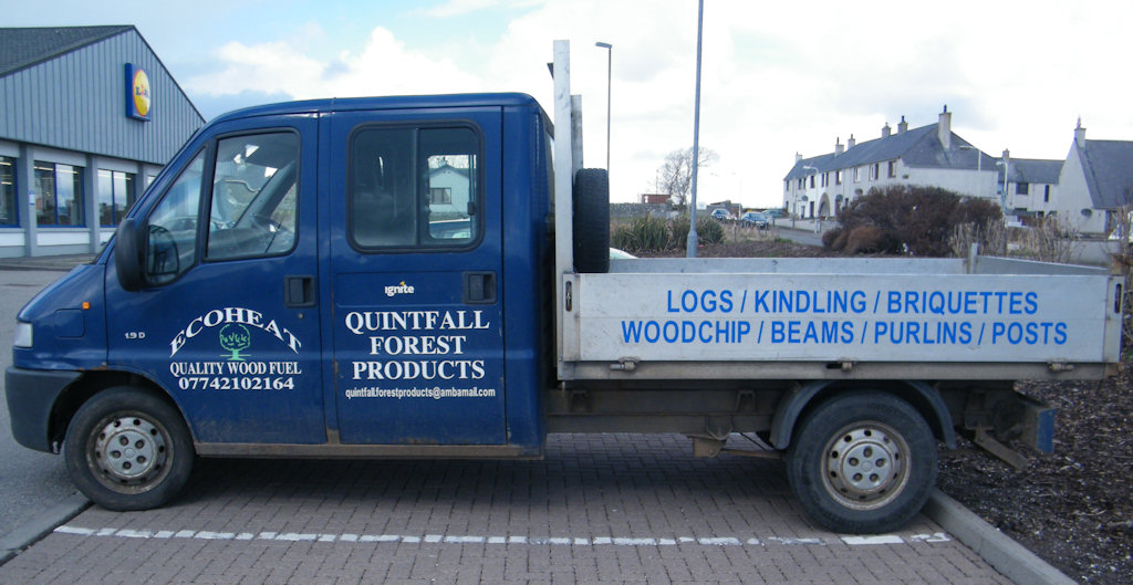 Photo: Quintfall Forest Products
