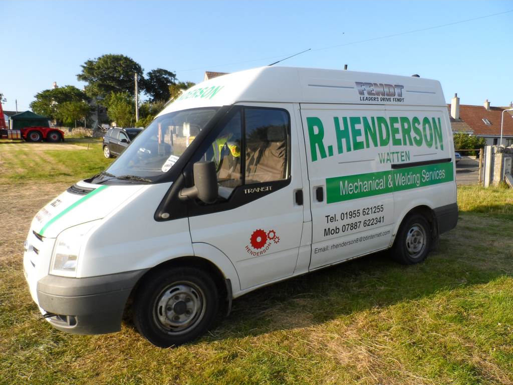Photo: R Henderson Mechanical & Welding Services