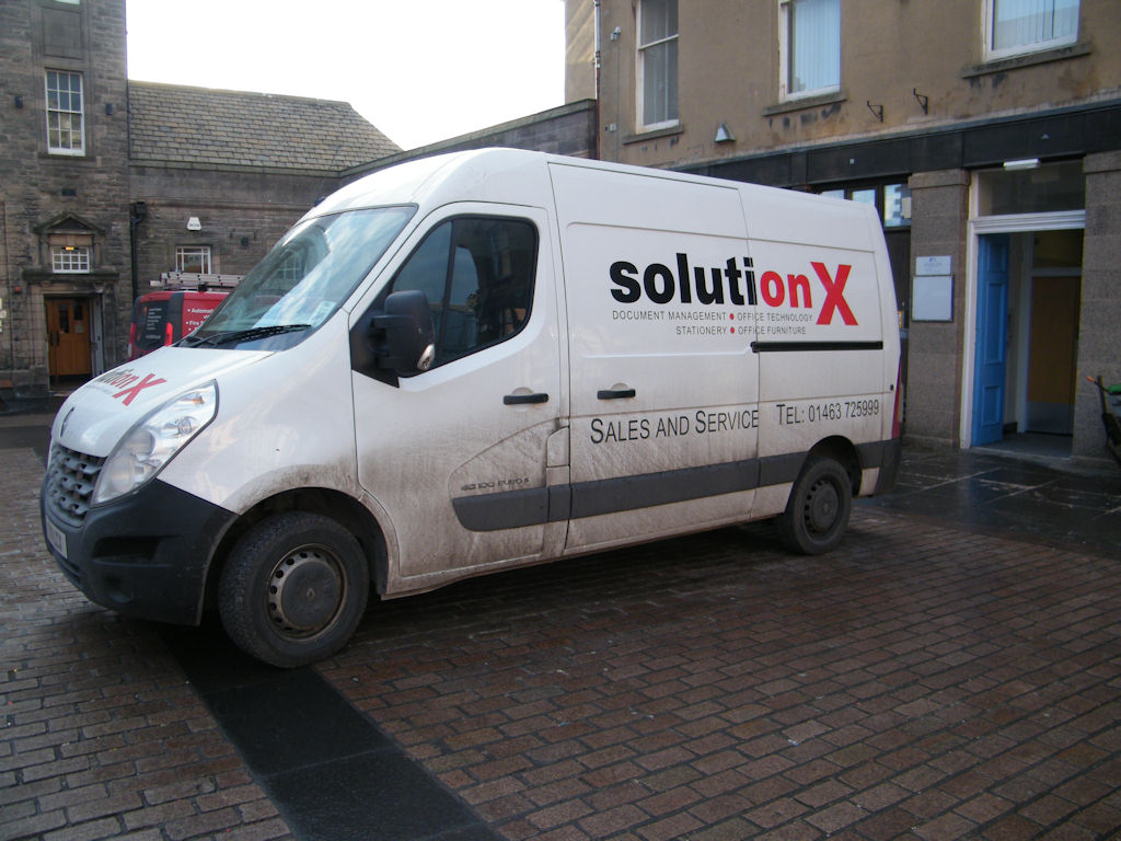 Photo: Solution X Making the digital moves for Highland Council
