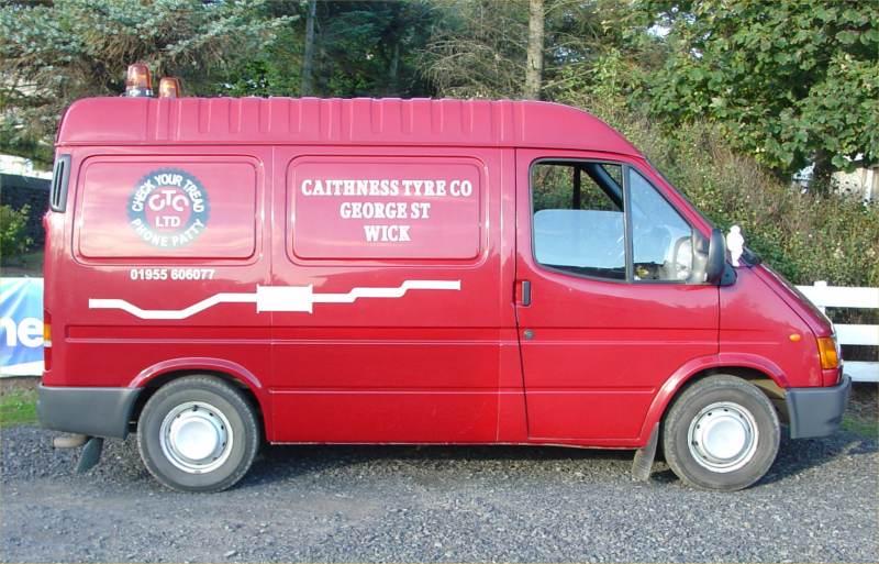 Photo: Caithness Transport