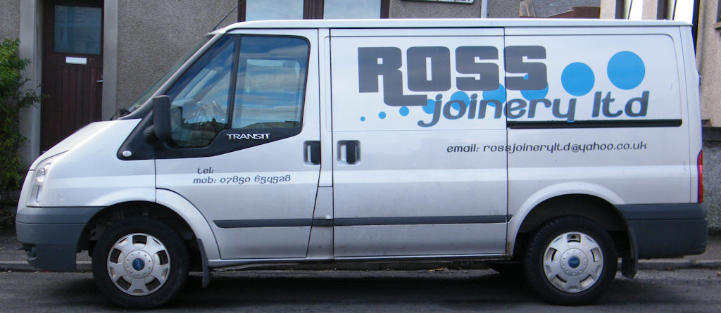 Photo: Ross Joinery Ltd