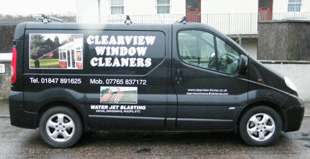 Photo: Clearview Window Cleaners