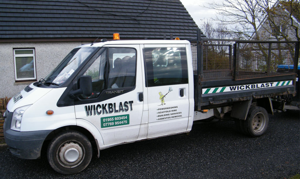Photo: Wick Blast