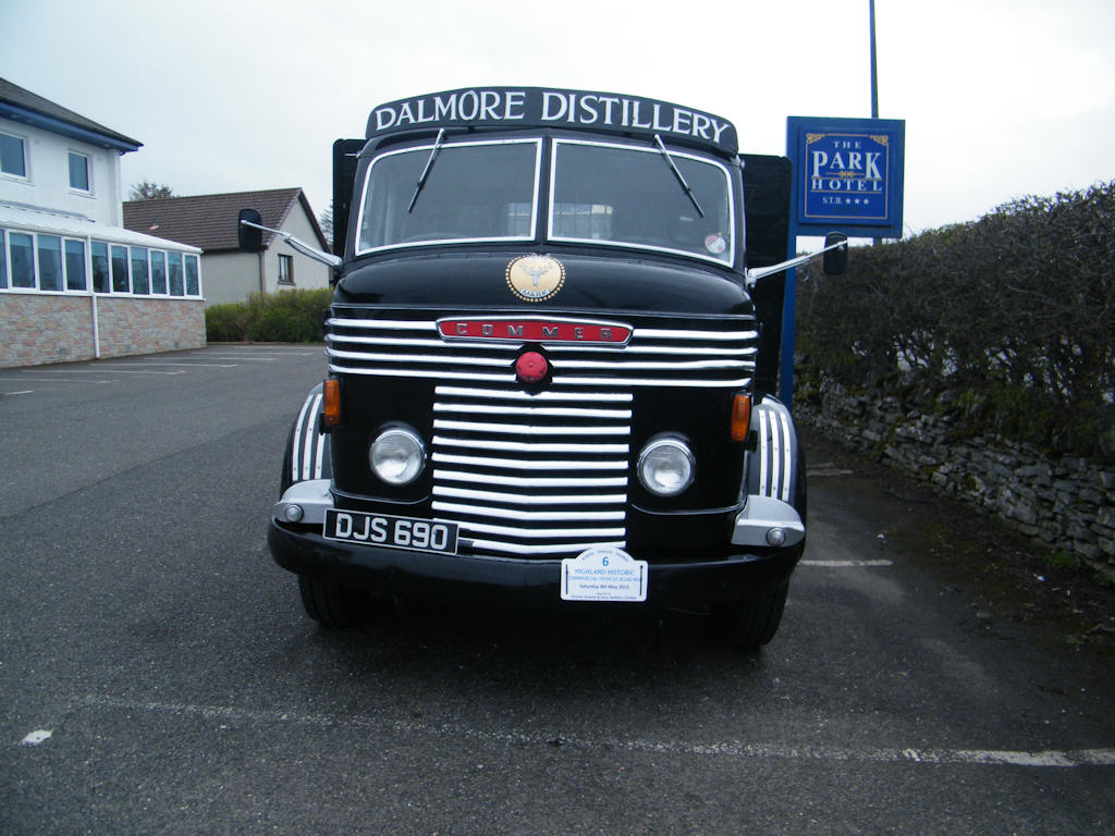 Photo: Commer QX C Series 1957