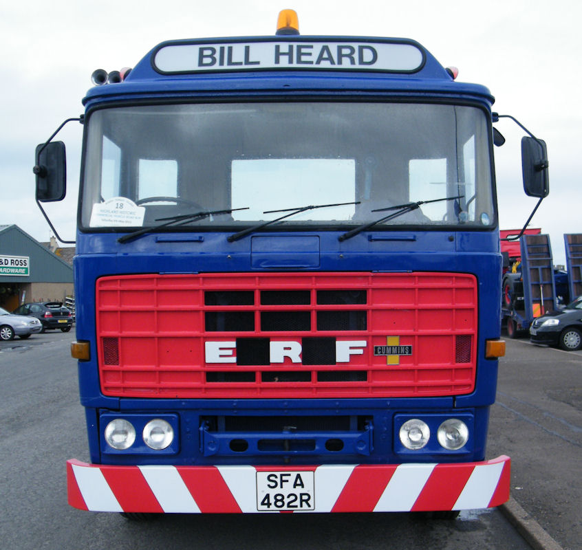 Photo: ERF B Series 1977