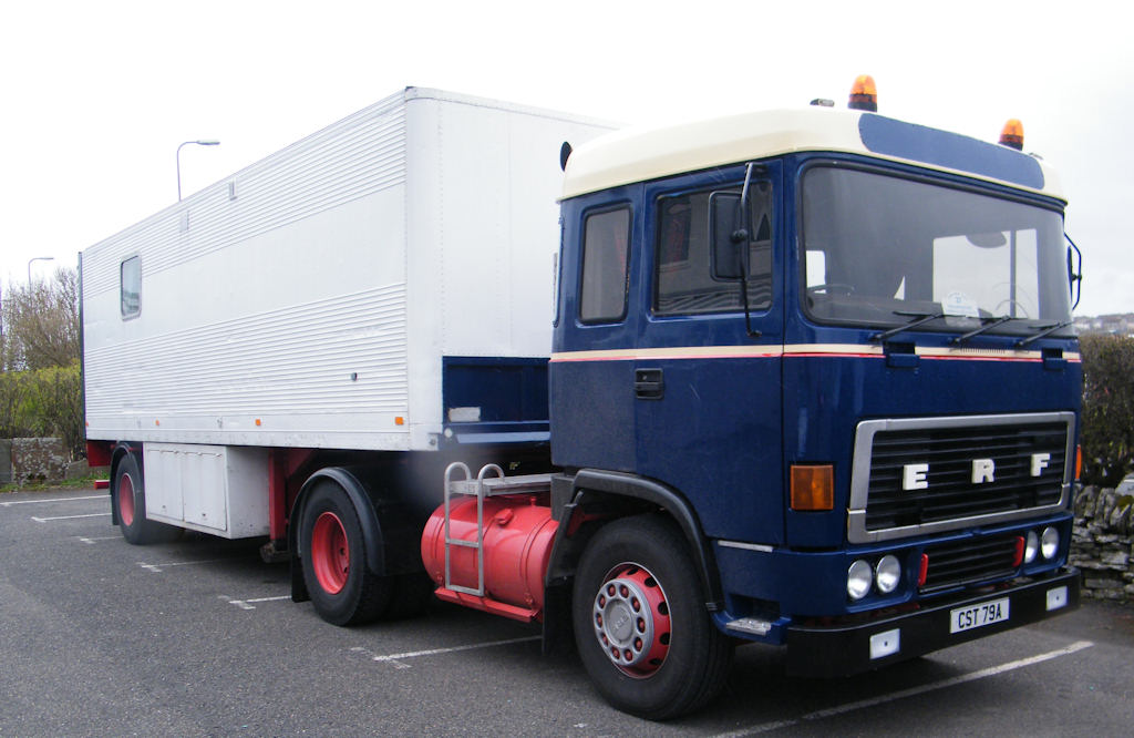 Photo: ERF C Series 1985
