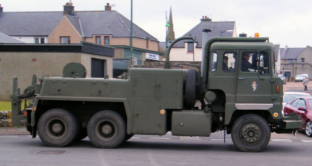 Photo: Scammell Crusader 1978
