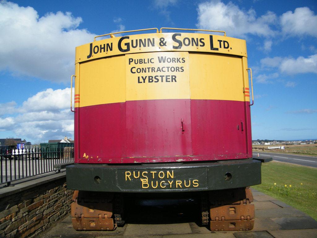 Photo: Ruston Bucyrus RB22 - Track Excavator