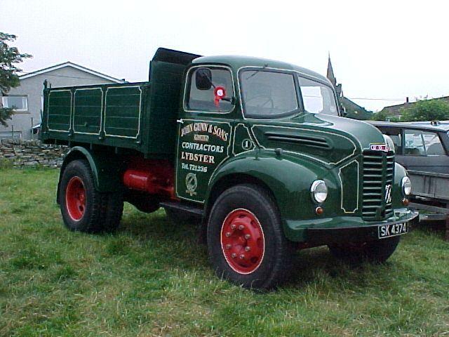 Photo: Vintage Farm Vehicle