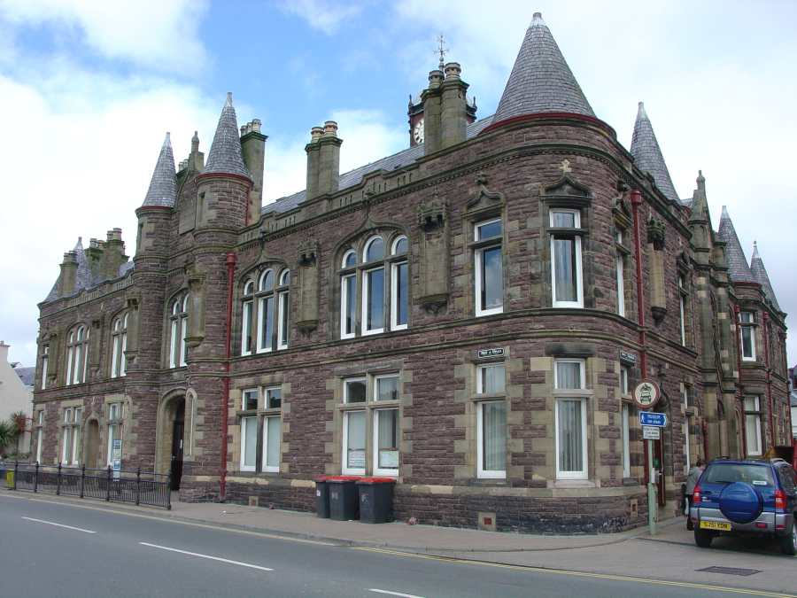 Photo: Former Council Offices