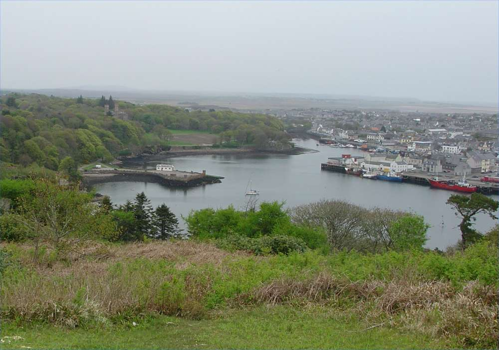 Photo: Stornoway