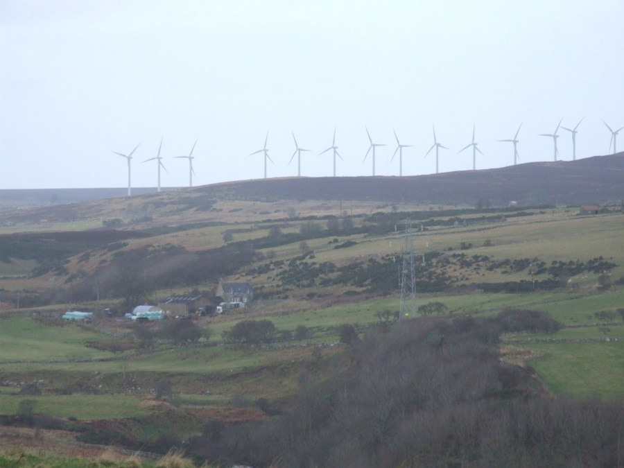 Photo: Buolfruich From A99, Dunbeath - High Zoom