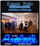 Katnes Folio - Northern Artists at Axolotl Gallery, Edinburgh