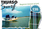 Thurso Surf School