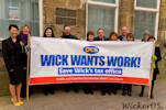 Wick Wants Work - Save Wick Tax Office Campaign