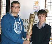Olympic Torch Bearers From Caithness