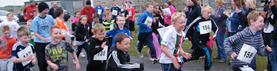 Races At Halkirk Gala 2012