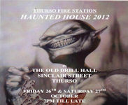 Haunted House Thurso