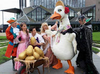 Mother Goose Panto at Eden Court