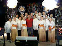Philippines Concert Choir