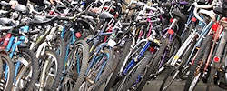 Bicycles For Recycling