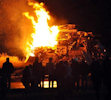 Stay Safe with Bonfires and Fireworks