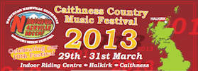 Caithness Country Music Festival 2013