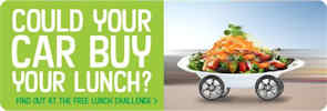 Caould Your Car Buy You Lunch? Take the TEST