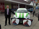 David Stewart MSP highlights FREE eye tests for drivers