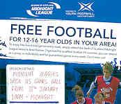 Free Football in Wick