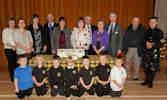 Gaelic Medium Unit Opened At Mount Pleasant Primary School