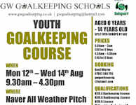 Youth Goal-keeping