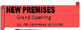 Hilltop Horses opening 7th December 2013