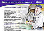 New courses At North Highland College, Thurso