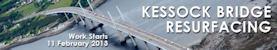 Kessock Bridge Resurfacing Works