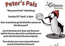 Museum Pests 21 April