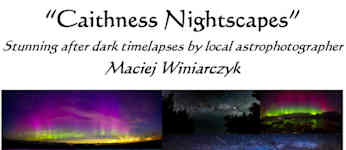 Nightscapes at Caithness Horizons 27th & 28th September 2013