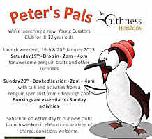 Peters Pals Young Curators Club