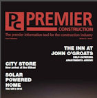 Premier construction Magazine - John O'Groats Inn Article