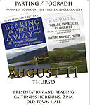 Two New books on Highland Clearances