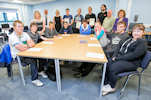 Caithness Young People Get Ready for Work Course at DSRL