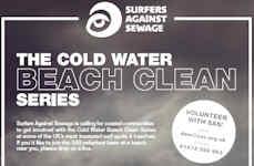 SAS Beach Cleans